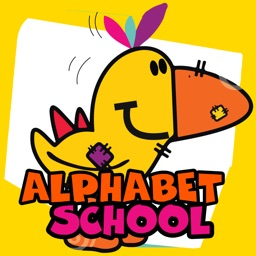 Letters of the Alphabet Sesame Kindergarten School