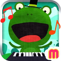 Animal Band Music Box - Fun sound and nursery rhymes jam app for your toddler and preschool aged children