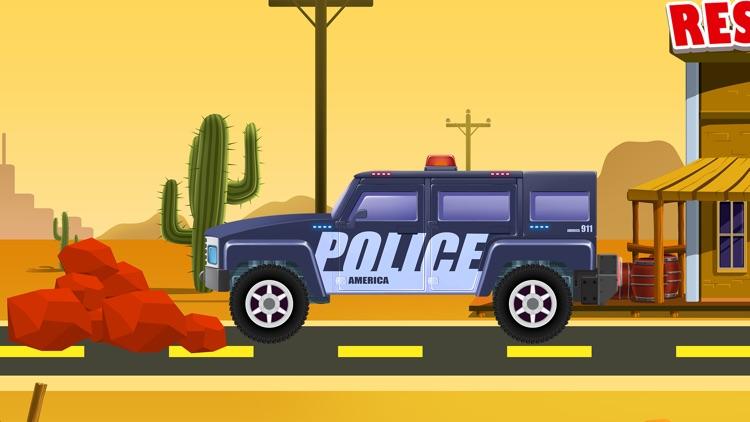 Truck Builder - Driving Simulator Games For Kids screenshot-4