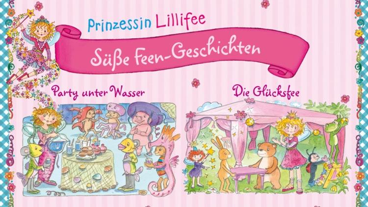 Prinzessin Lillifee: Süße Feen-Geschichten - Band 2 screenshot-0