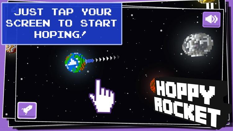 Hoppy Rocket