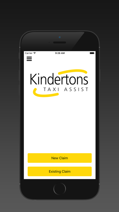 Kindertons Taxi Assist screenshot one