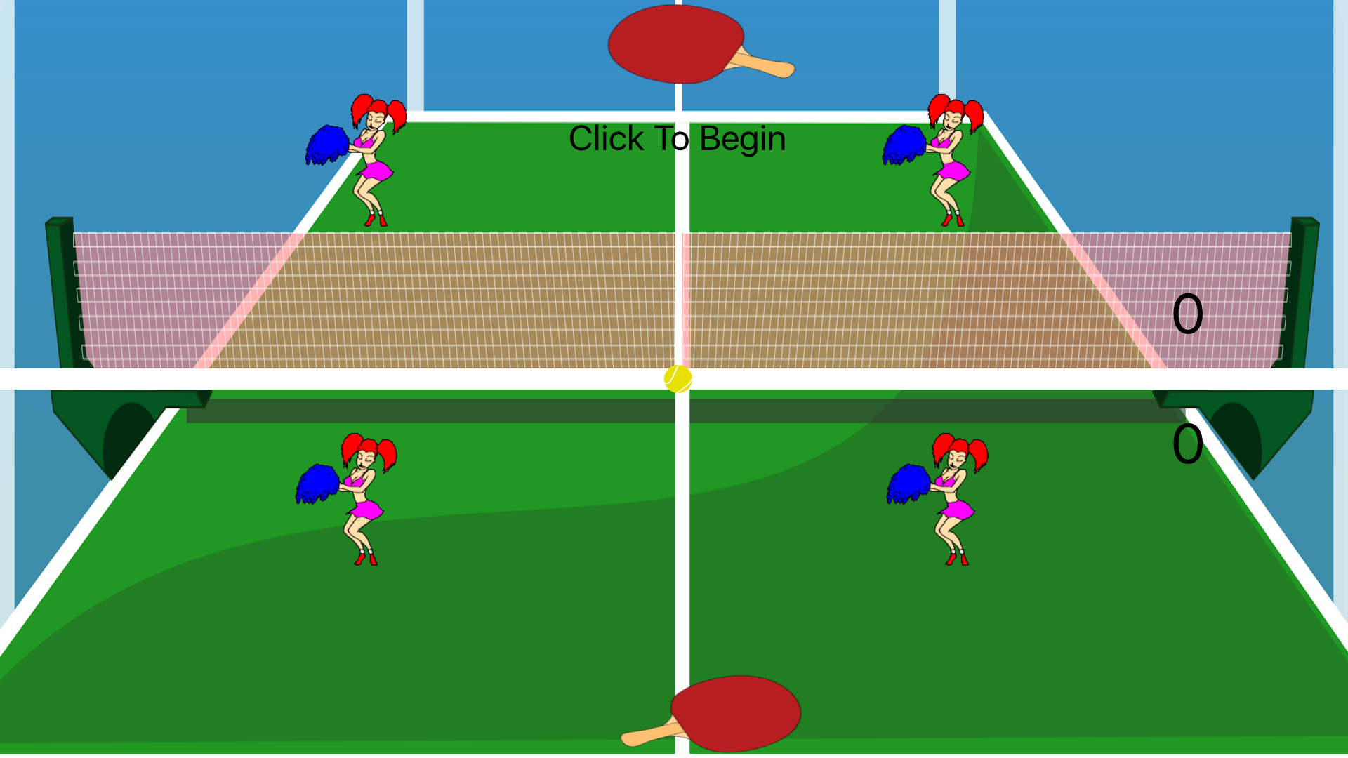 Table Tennis MultiPlayer screenshot 9