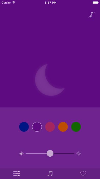 常夜灯 - やわらかい光, 月光のおすすめ画像1