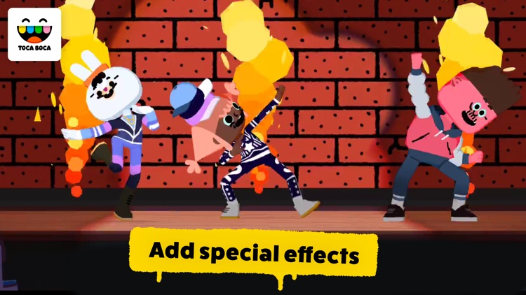 Toca Dance Free screenshot-3