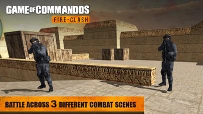 Game Of Commandos : Fire Clash screenshot three