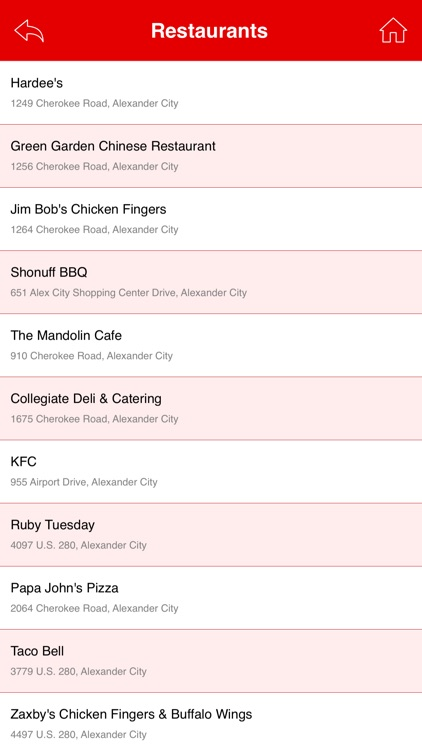 The Best App for Hardee's Restaurants screenshot-4