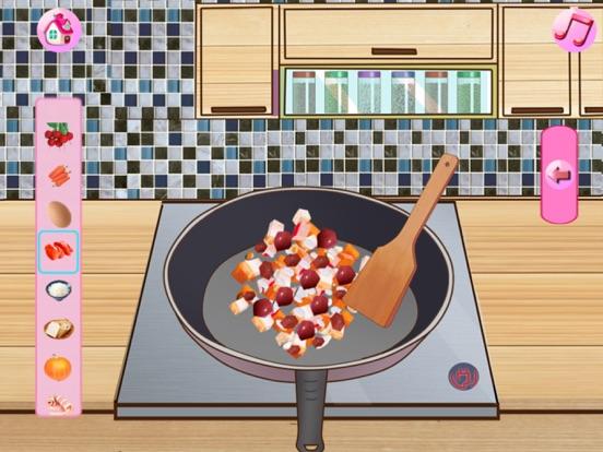 крем для торта сборки:приготовление игры для детей сока,печенье,пирог,кексы,коктейль и индейки & конфеты истории хлебопекарной HD для iPad