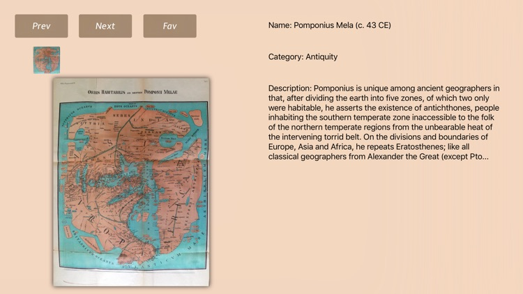 Early World Maps +