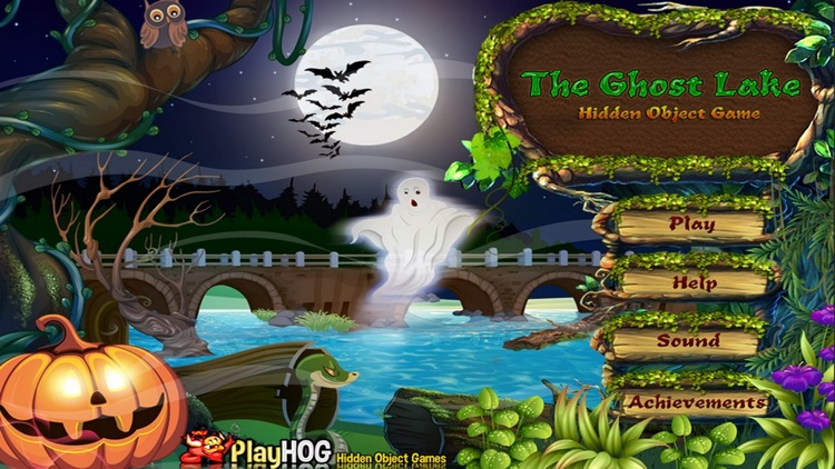 Ghost Lake Hidden Object Games
