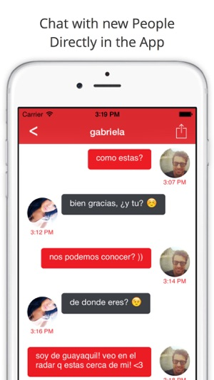 american dating app