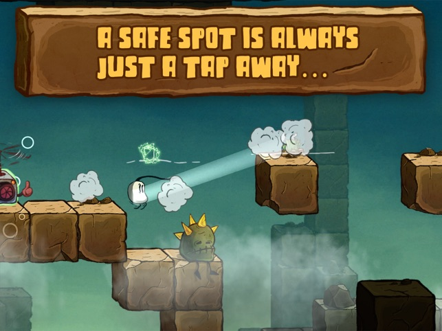 Blown Away: Secret of the Wind Screenshot