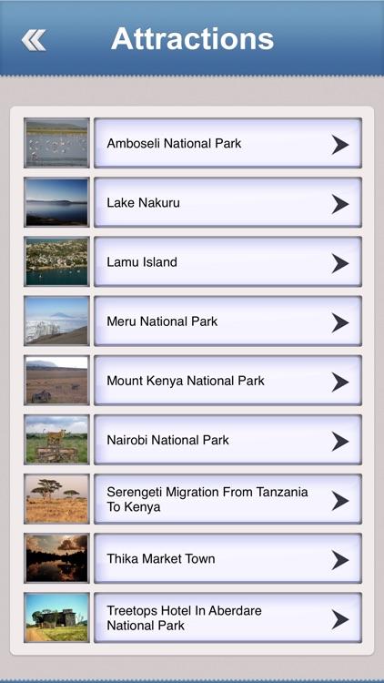Kenya Tourist Guide