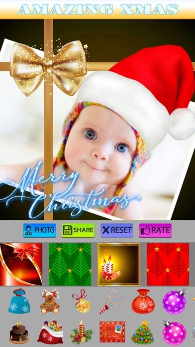 Weihnachten Fotos und AufkleberScreenshot von 5