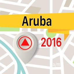 Aruba Offline Map Navigator and Guide