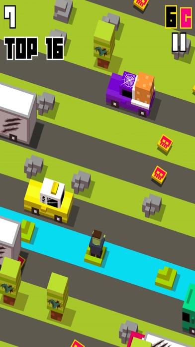Monster Crossing Road screenshot two