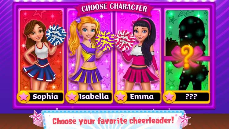 Star Cheerleader - Go Team Go! screenshot-4