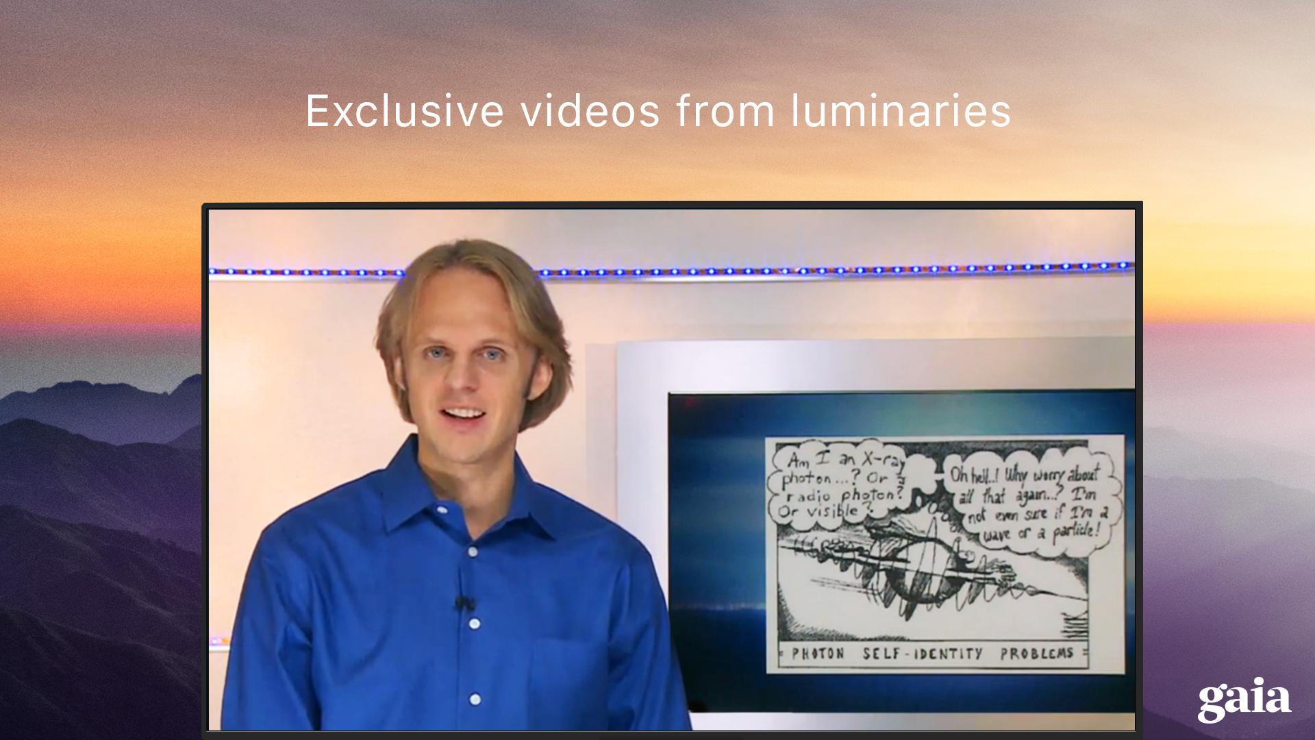 Gaia TV Discover Mindful Yoga screenshot 18