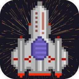 Pixel Space War - Free Pixel Shooting Game