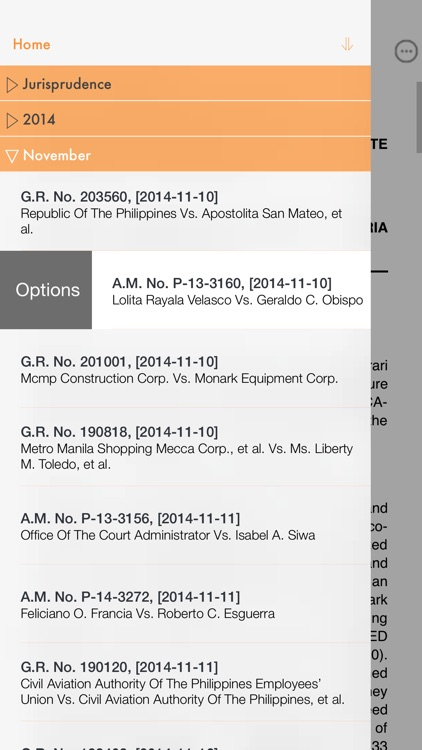 LawJuan: Jurisprudence