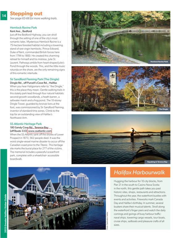 Greater Halifax Visitor Guide - Atlantic Canada's Largest Cityのおすすめ画像2