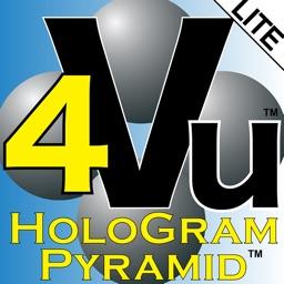 HoloGram Pyramid™ 4Vu™ LITE