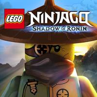 LEGO® Ninjago™: Shadow of Ronin™ - Warner Bros. Cover Art