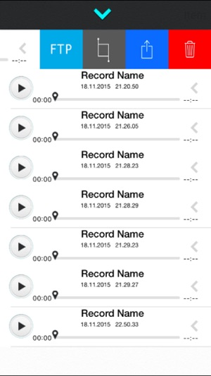 Super Voice Recorder for iPhone, Record your meetings  Best