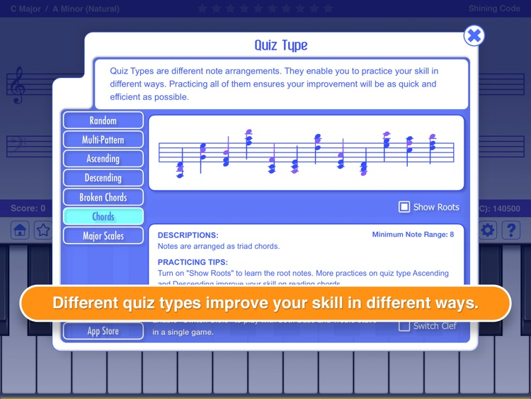 Piano Notes Pro - Sight Reading Tutor screenshot-4