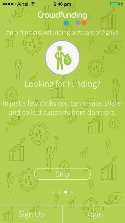 Donate Crowdfunding