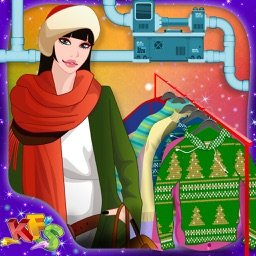 Winter Clothes Tailor – Dresses designing game
