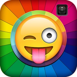 Emoji Photo studio - create idiotic funny face with emoticon stickers & share images