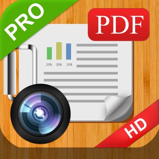 WorldScan HD - Scan Documents & Share PDF