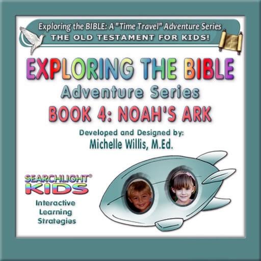 Searchlight® Kids: Exploring the Bible 4