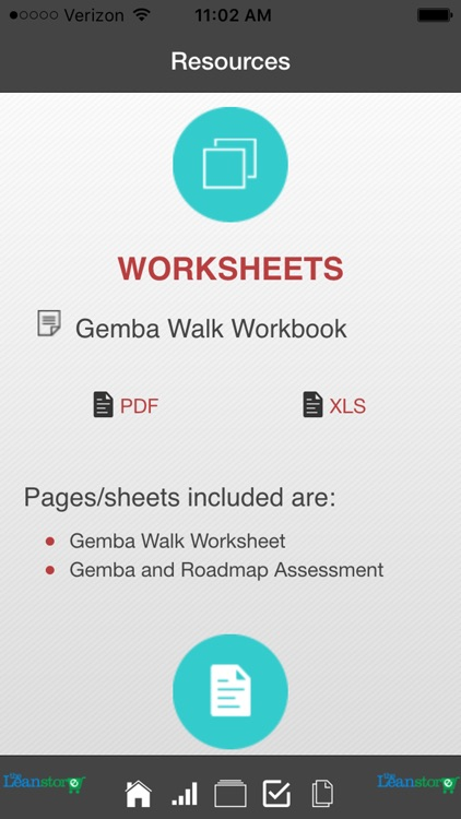 Manufacturing Lean Roadmap and Gemba Walk screenshot-4