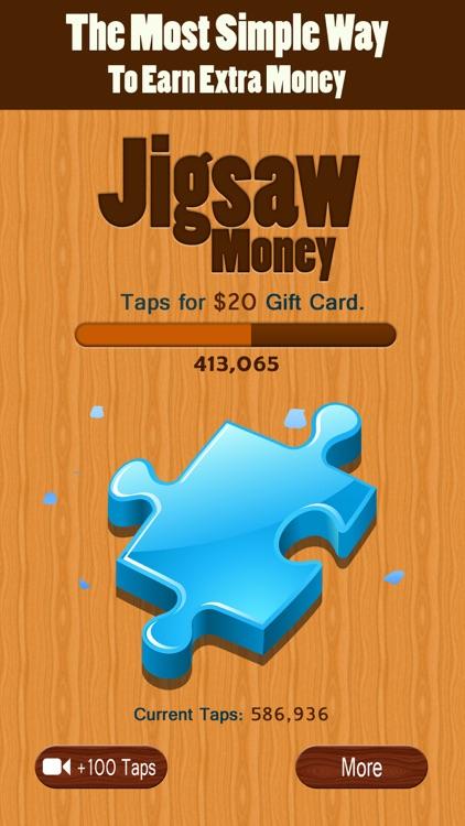 Jigsaw Money - Make Money Tapping screenshot-3