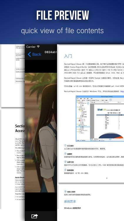 i.Files - File Manager & Offline Browser screenshot-3