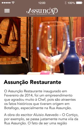 Assunção Restaurante screenshot 2
