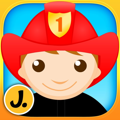 Kids & Play Professions Puzzles for Toddlers and Preschoolers: Free