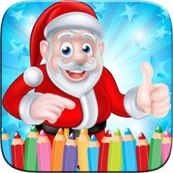 Cocuk Oyunlari Noel Boyama Kitabi Cizim App Store Da