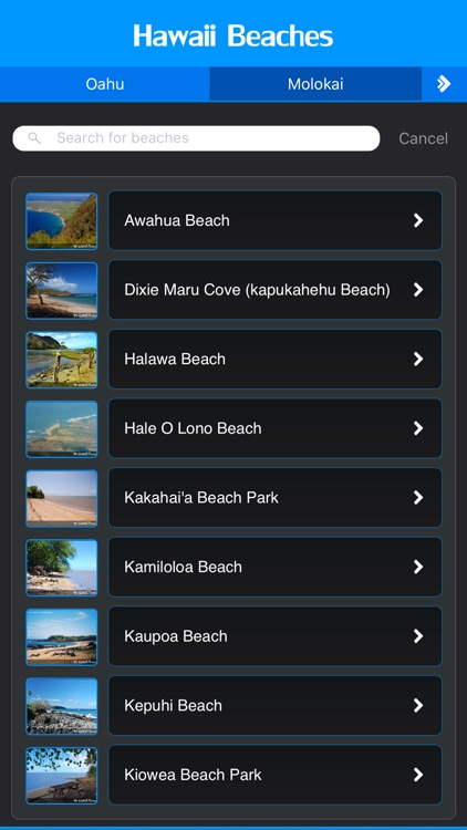 Beaches of Hawaii screenshot-1