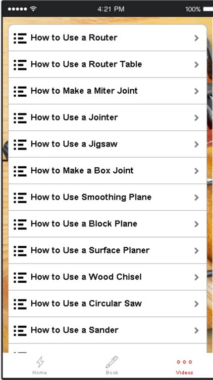 Woodworking Projects - Skills You Need to Know screenshot-3