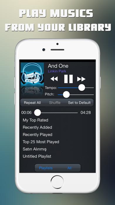 Nightcore Music Player - Music Speed Changer Mp3 Sound