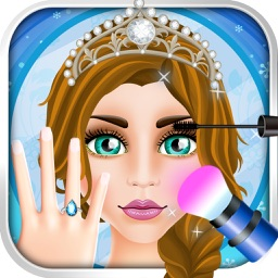 Princess Wedding Salon Spa Party - Face Paint Makeover, Dress Up, Makeup Beauty Games!