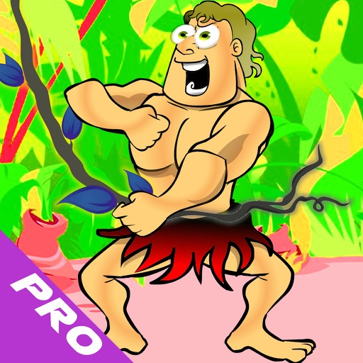 Skyscraper Rope Hero PRO - Jump and Fly in the Wild Jungle