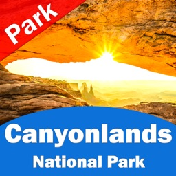 Canyonlands National Park – GPS Offline Map Navigator