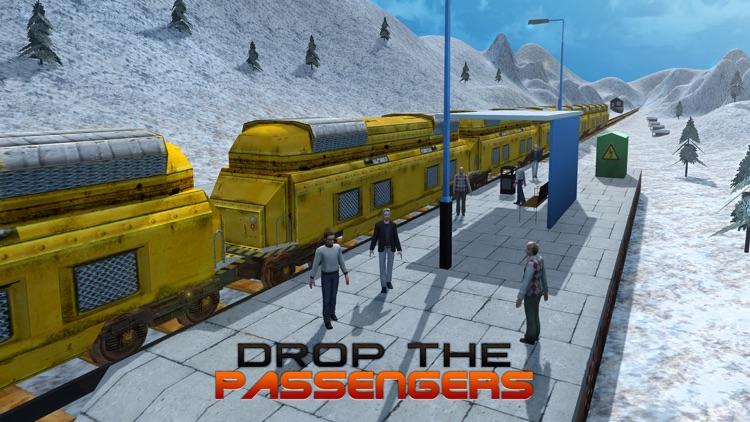Super Train Simulator 3D – Real locomotive simulation game