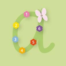 Activities of Comenia Script - Psaní s motýlem