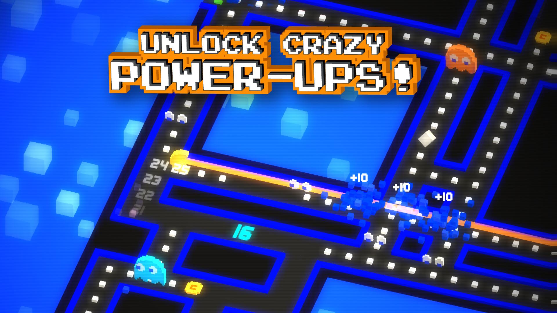 PAC-MAN 256 - Endless Arcade Maze screenshot 14
