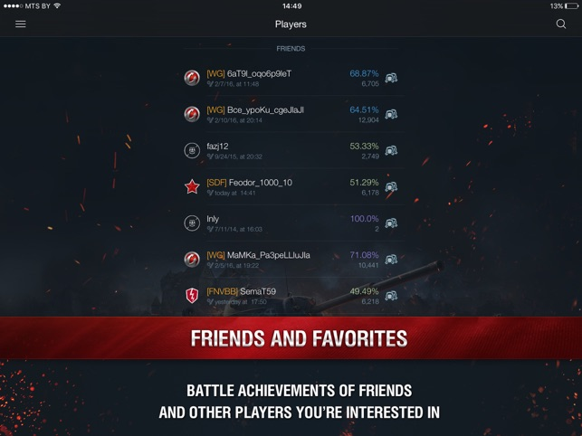 World of Tanks Blitz Assistant on the App Store